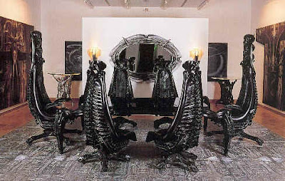 Something WicKED This Way Comes Fiendish Furniture