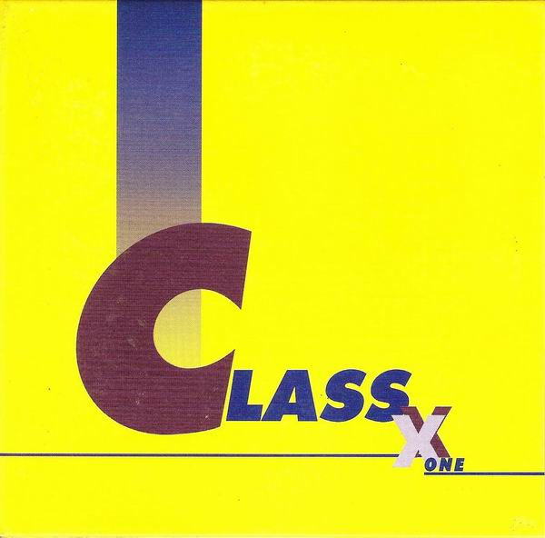 Cover Album of Missing Album: VA - Class X One