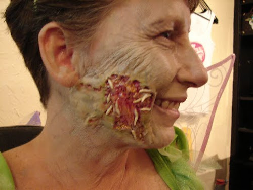 10 bức ảnh kinh tởm khiến bạn rợn tóc gáy