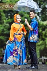 Pakaian Muslim Couple 2015
