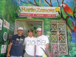 MARTIN ZAMORA Operadores de Turismo TARAPOTO