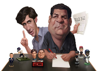 Celebrity Caricatures By Blake Looslie