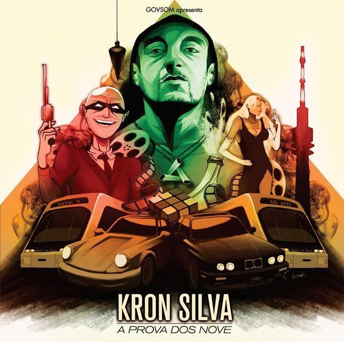 Kron Silva - A Prova Dos Nove