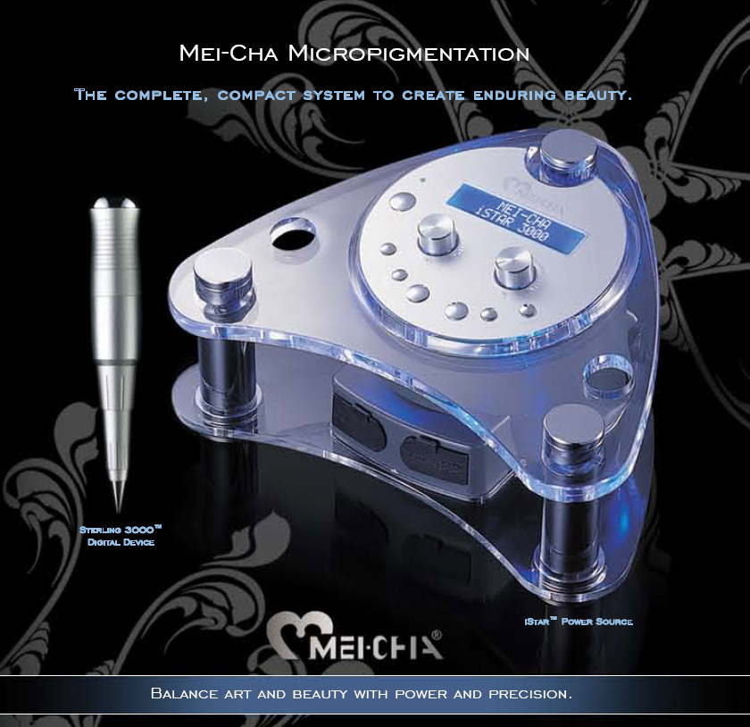 sapphire elite permanent makeup machine