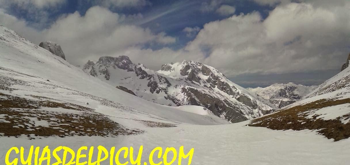 guiasdelpicu.com guias de alta montaña , especialistas en las grandes montañas de Picos de Europa , guias , Fernando Calvo gonzalez