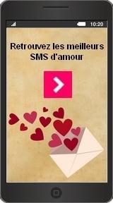 Les meilleurs SMS damour