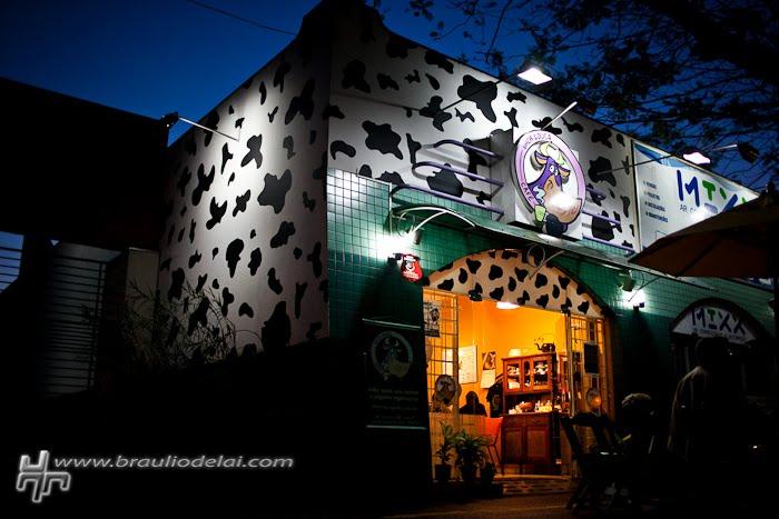 Vaca Louca Café Vegetariano