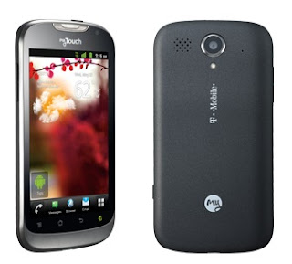 T-Mobile myTouch by Huawei