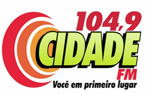 Sintonize 104,9 - CIDADE FM