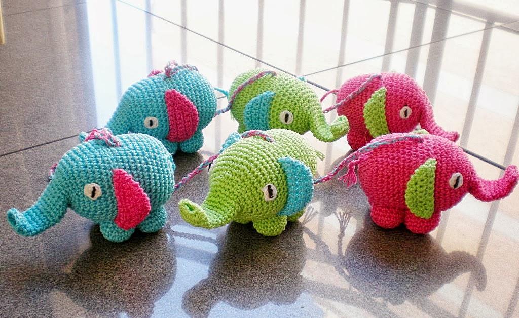 Small Things of Crochet: FELIZ AÑO NUEVO!