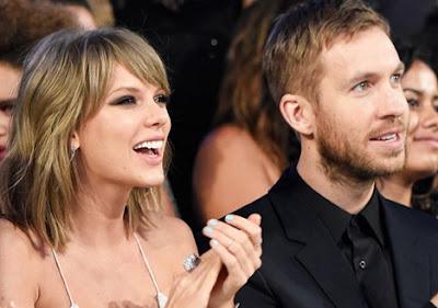 Taylor Swift dan Calvin Harris