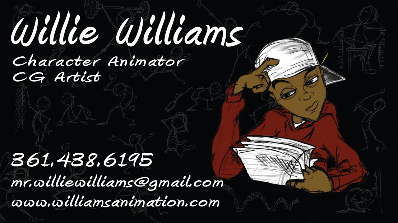 Willie Williams Animation