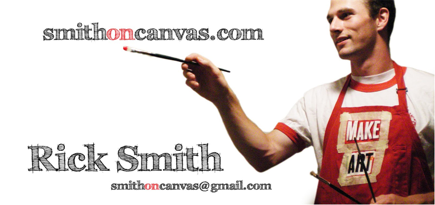 smith on canvas