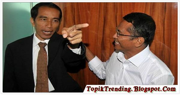 Presiden Jokowi Dihina Salah Satu Menterinya
