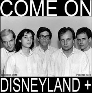 COME ON-DISNEYLAND+, CDR EP, 2002 (RECORDED: 1977-1979), USA
