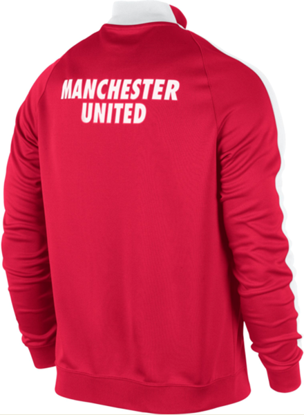 Manchester United 2014-15 Men's N98 Authentic Jacket