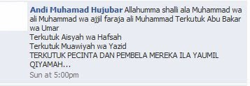 Kemuliaan Ahlul Bait Rasulullah
