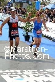 Garmin Barcelona Triatlon 2011