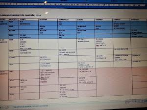 Plan de entrenamiento Cuadriatlon de Santoña