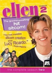Ellen (TV Series) Season 2 (1995)