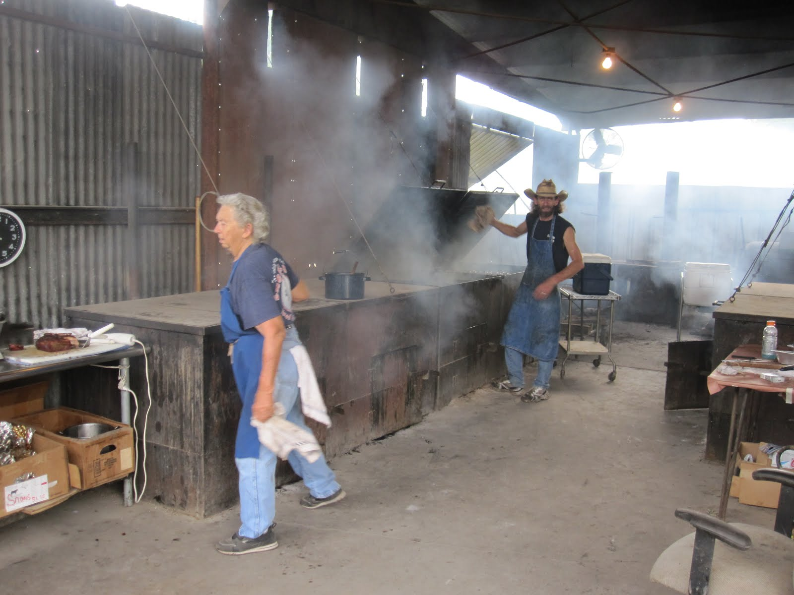 man up tales of texas bbq around the pit at snow u0027s bbq