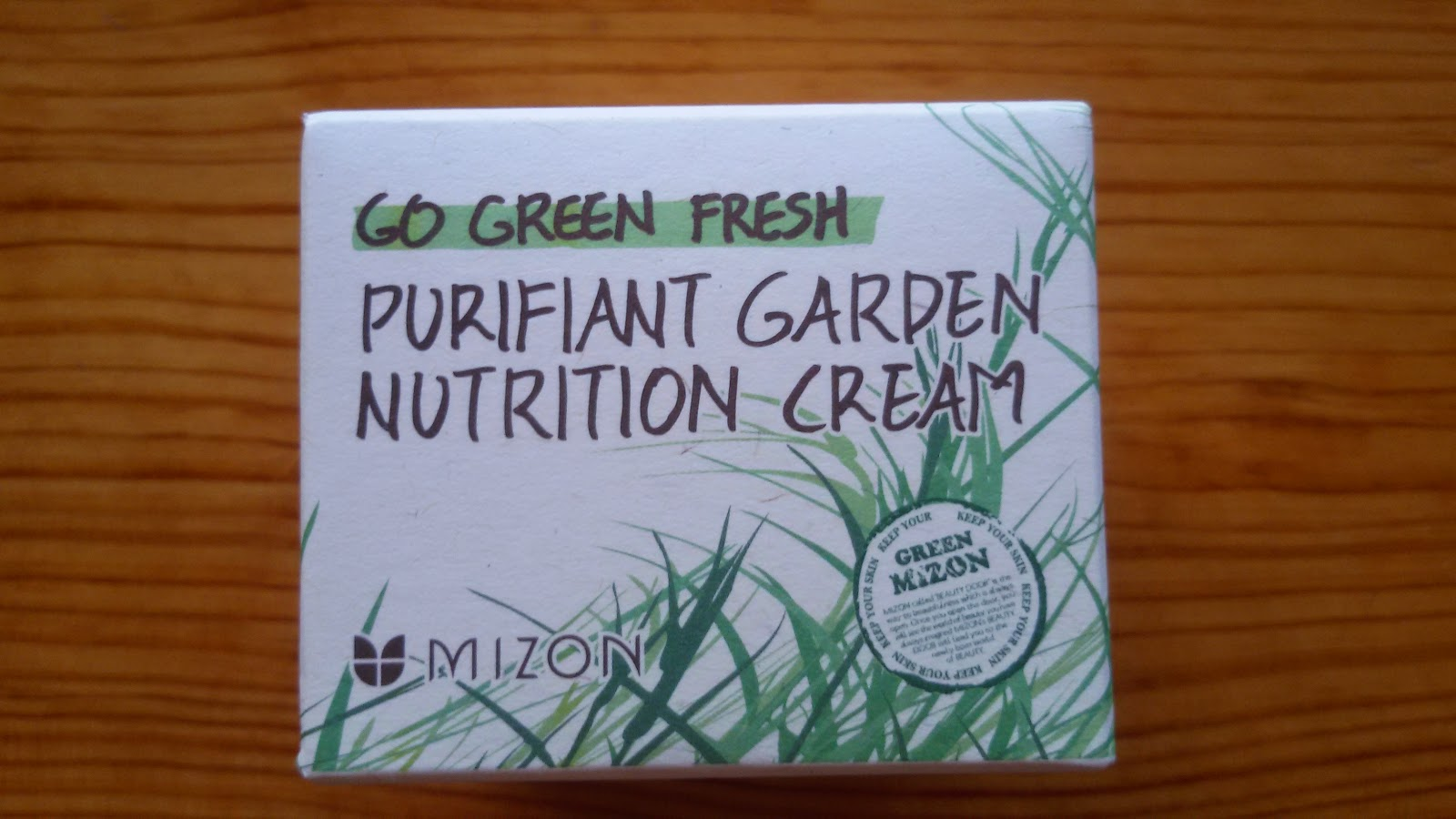 Purifiant Garden Nutrition Cream