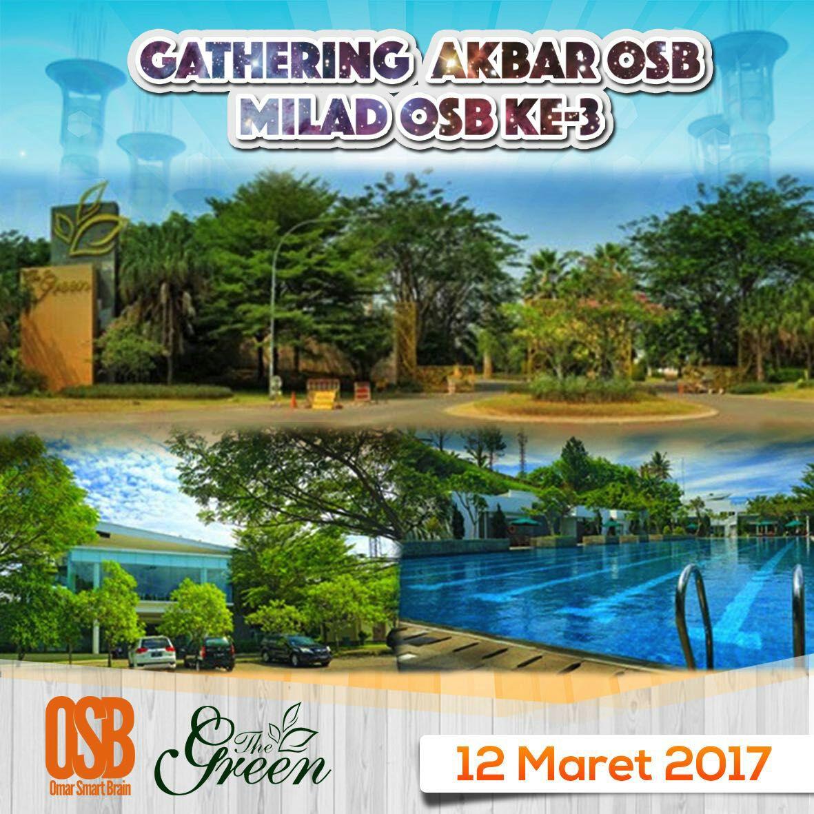 Gathering Akbar ke-3