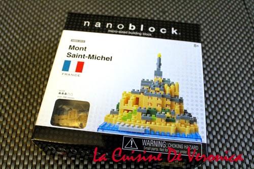 La Cuisine De Veronica Nanoblock