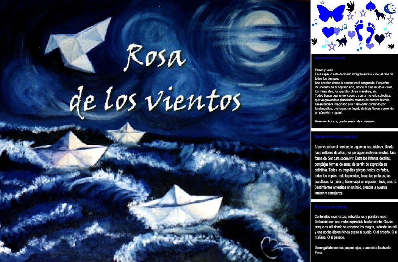 Rosa de los vientos
