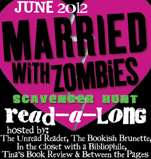 Married With Zombies read a long Clock Rewinders on a Book Binge: 5/27/12
