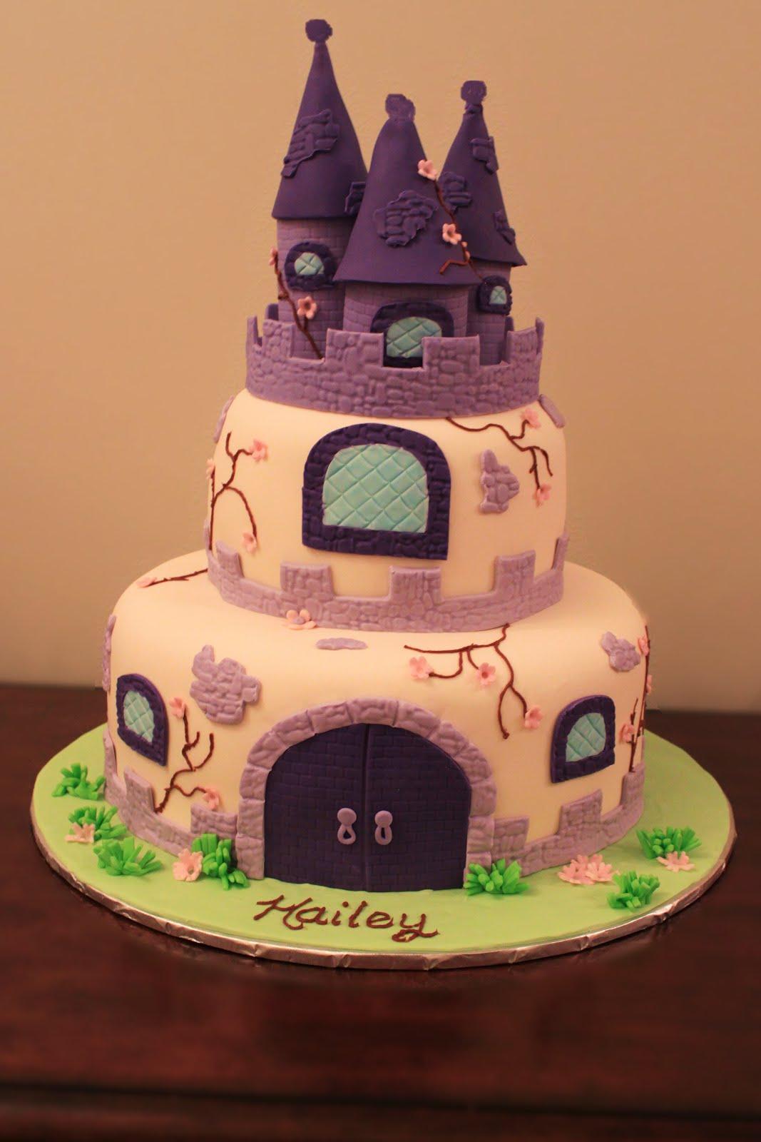 Layers of Love Francom Castle Cake