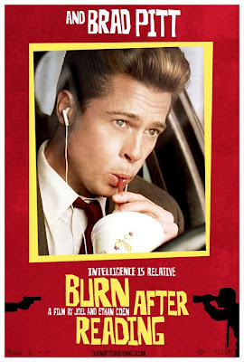 Watch Burn After Reading 2008 BRRip Hollywood Movie Online | Burn After Reading 2008 Hollywood Movie Poster