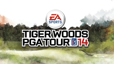 TIGER WOODS PGA TOUR 14 Logo - We Know Gamers