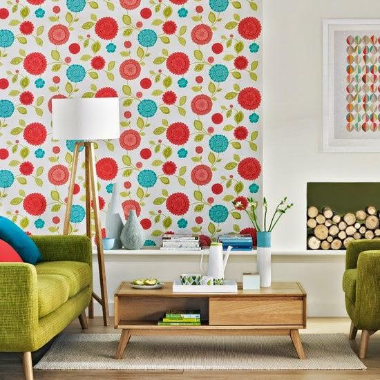 decoracao de sala retro:agradável de viver vejas as dicas decoração de sala vintage