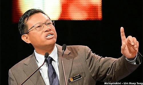 Shabery Cheek Naik Angin Dengan The Malaysian Insider Soal GST