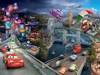 Cars 2 Puzzle