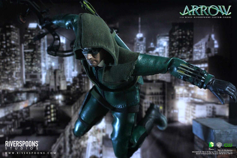 [Riverspoons Studios] Arrow 1/6 scale Riverspoons_04_background