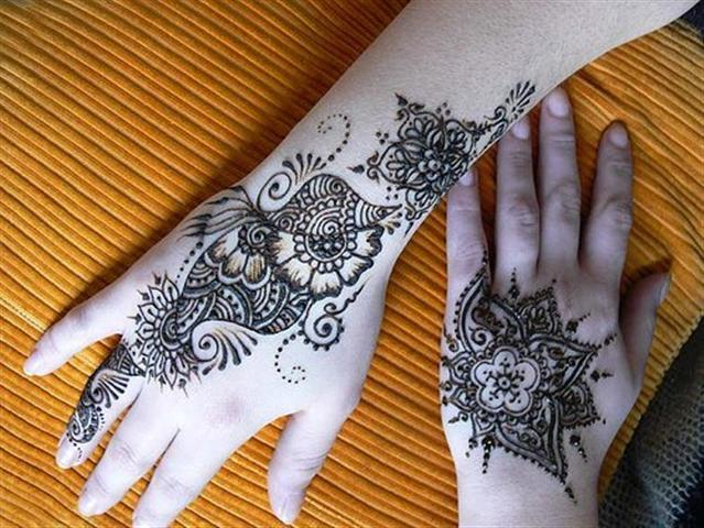 Mehndi designs For Hand