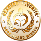 """Naked Determination"" wins GOLD at the Reader's Favorite Award 2014"