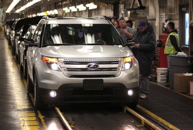 Ford Motor Company & GM Join To Develop 10-Speed Transmissions