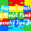 Kajian Teoritis Tentang Model Pembelajaran Kooperatif Tipe Jigsaw