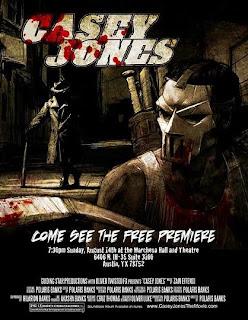 Ver Película Casey Jones Online Gratis (2011)