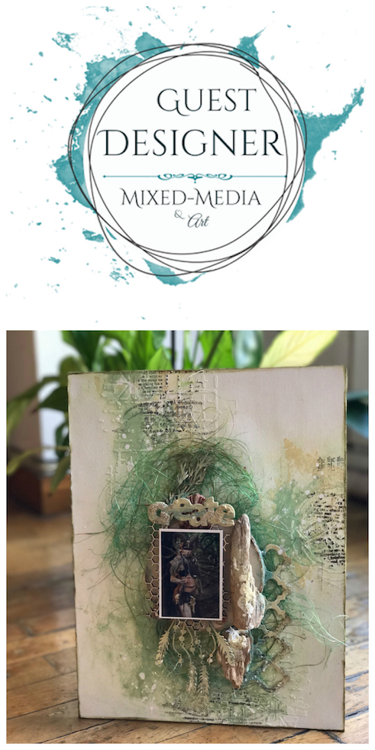 Guest Designer Mixed Media & Art