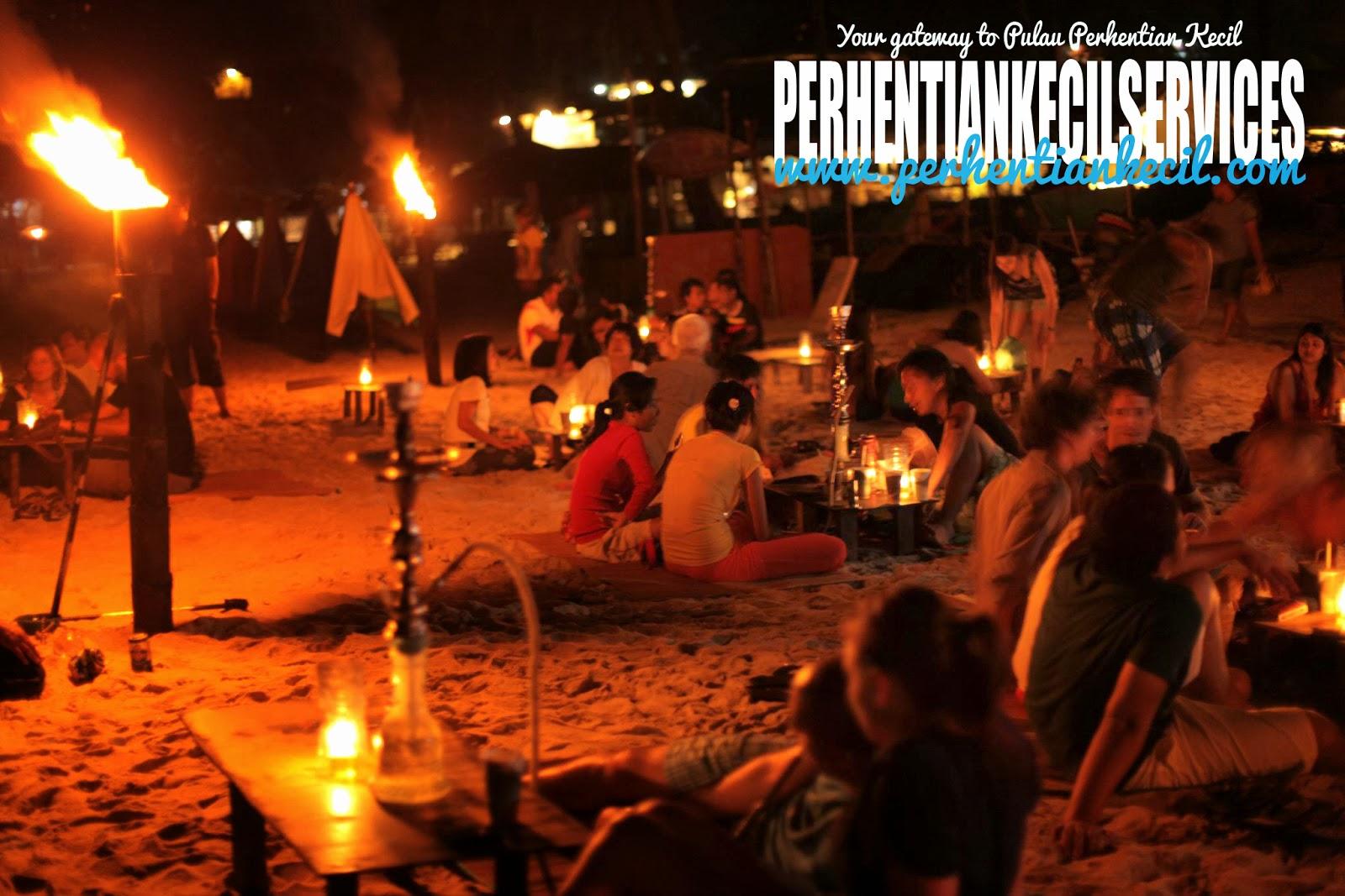 nightlife in pulau perhentian kecil, long beach perhentian island, perhentian kecil services, perhentian packages, pakej pulau perhentian kecill, promosi pakej percutian pulau perhentian kecil, pakej murah pulau perhentian