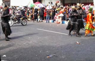 Kebo - Keboan Banyuwangi Ethno Carnival 2013
