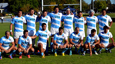 RUGBY MUNDIAL JUVENIL IRB 2013 ARGENTINA vs. SAMOA