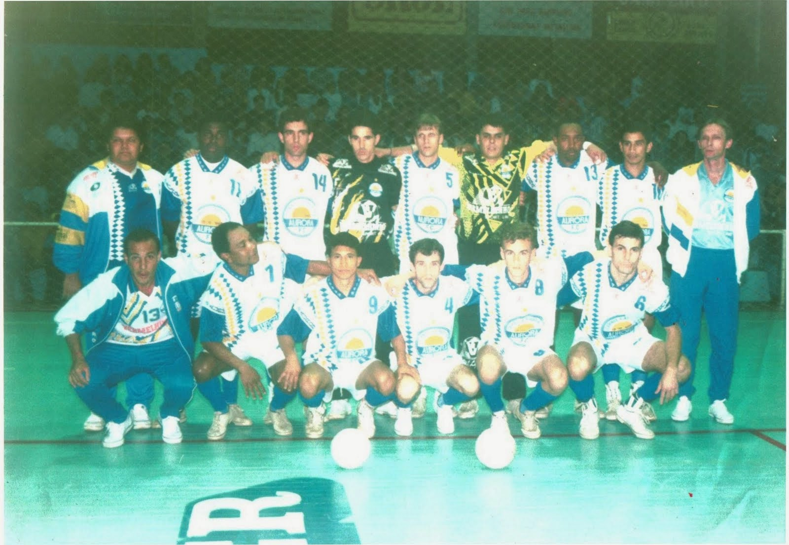 1995-Aurora Futsal 6x 2 Inter Ulbra