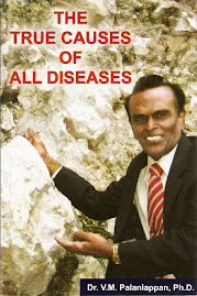 """TRUE CAUSES OF ALL DISEASES"" A book of absolutely NEW, hither-to never-heard of, information!."