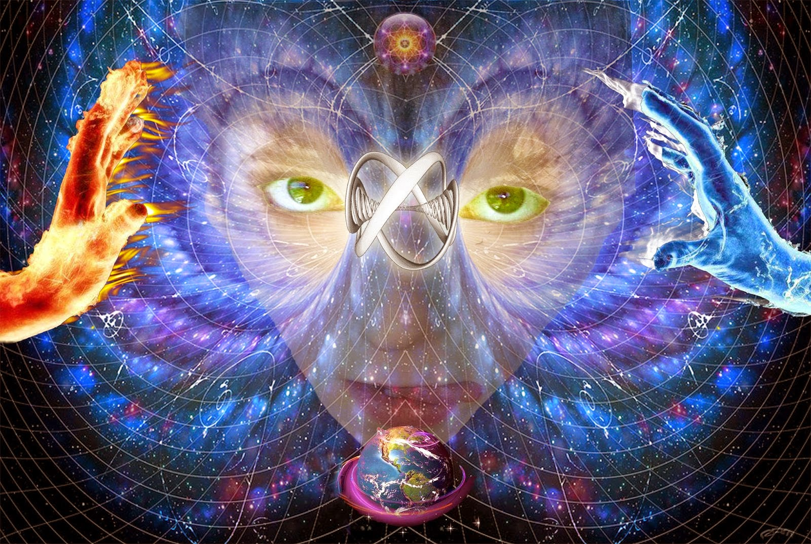 Science Proves That Human Consciousness and Our Material World Are Intertwined: See For Yourself