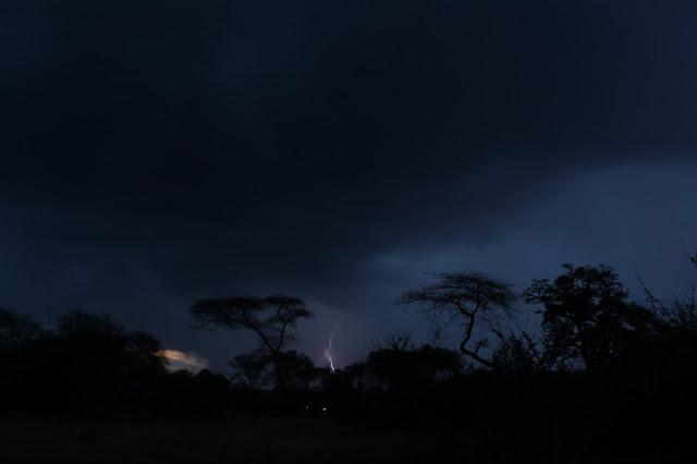storm sky ruaha tanzania mdonya